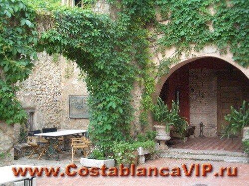 ресторан в Terrateig, недвижимость в Испании, ресторан в Испании, коммерческая недвижимость, коста бланка, costablancavip