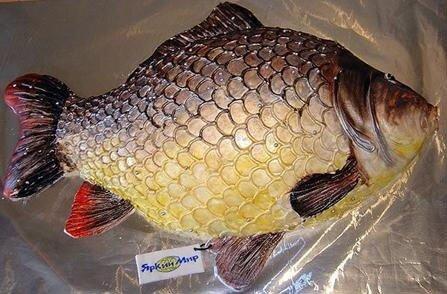 Рыба-торт