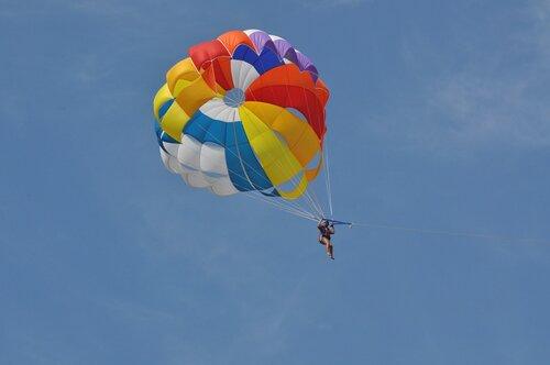 Безопасно ли прыгать с парашюта на ежегодных собраниях парашютистов в