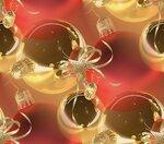 новогодние шарики,фон