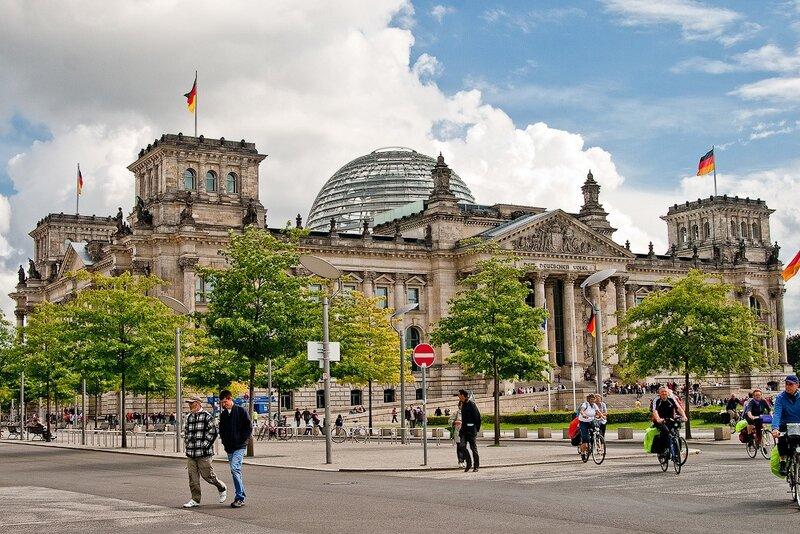 фотографииберлин, германия отчёт, германия фотоотчёт, фотографии Рейхстага в Берлине