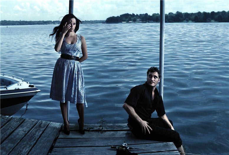 Риз Уитерспун и Хоакин Феникс / Reese Witherspoon and Joaquin Phoenix, фотограф Annie Leibovitz