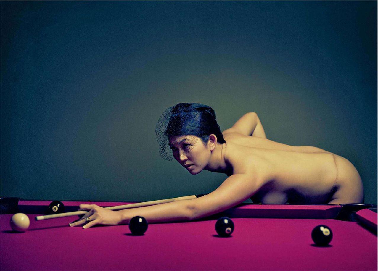 Джанетт Ли / Jeanette Lee - ESPN Magazine Body Issue 18 october 2010