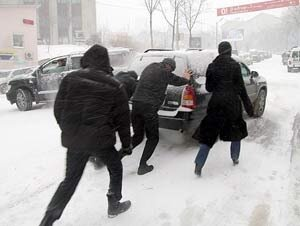 ГАИ Приморья напоминает водителям: подготовьте своё авто к зиме