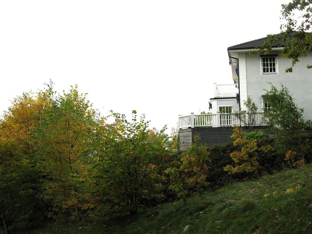 Остановочный комплекс Wärdshus, Хускварна