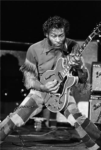 Chuck Berry, Long Island, 1974