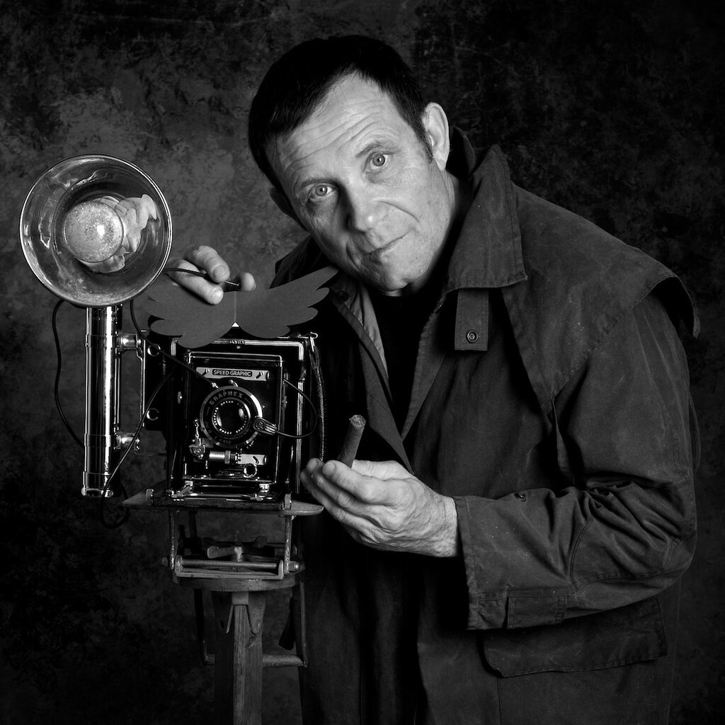 Self-portrait Irving Penn