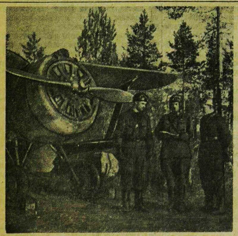 «Красная звезда», 8 июля 1941 года, советская авиация, авиация Второй мировой войны, сталинские соколы