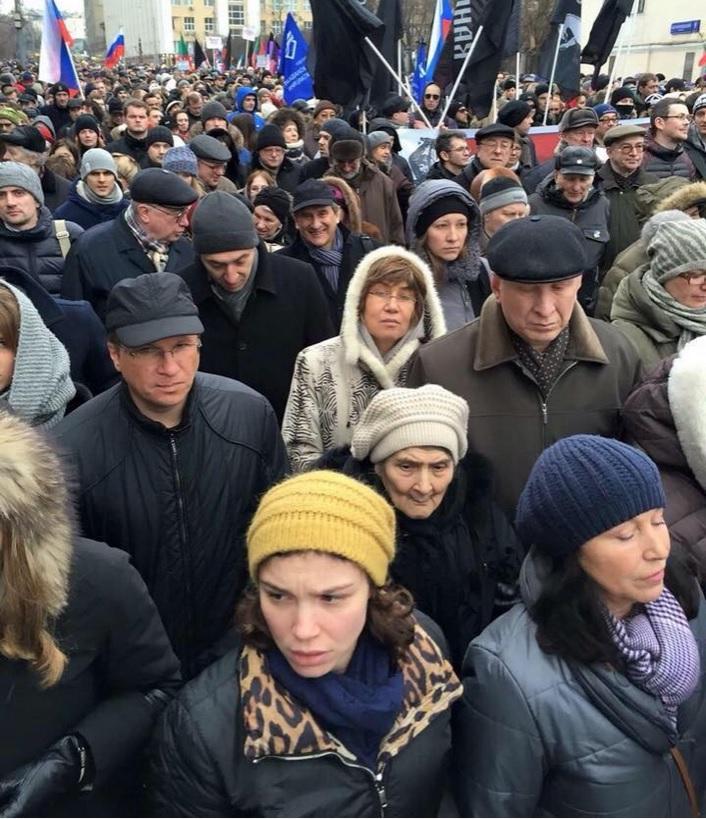 Мать Бориса Немцова--Дина Эйдман