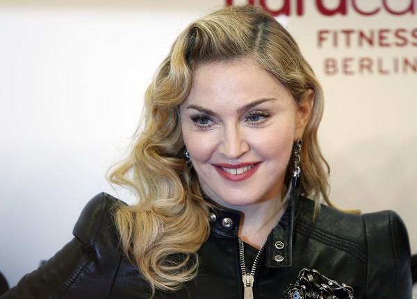 Мадонна не станет запрещать своим детям пробовать наркотические вещества
