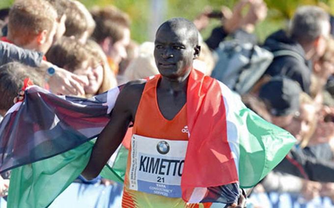 Мировой рекорд в марафоне установил бегун из Кении (2 ч 2 мин 57 с) 0 130a25 adb467f3 orig