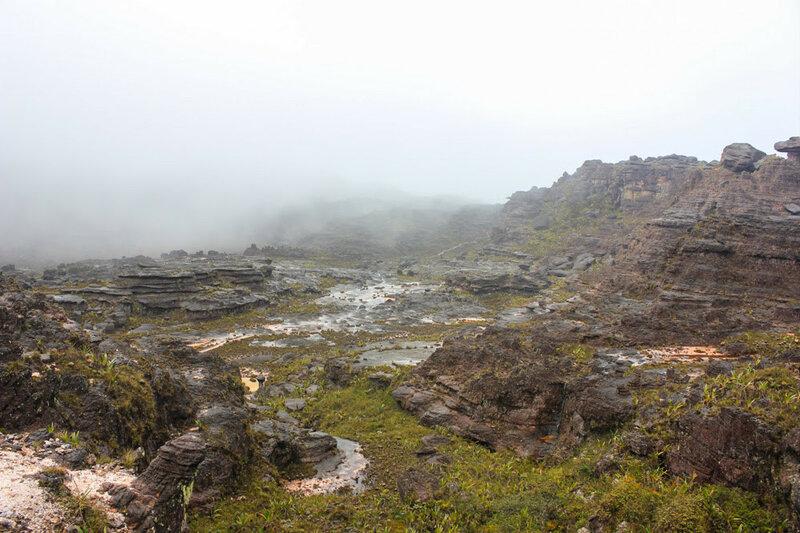 Фантастические виды на горе Рорайма в Южной Америке 0 146035 cdd06277 XL