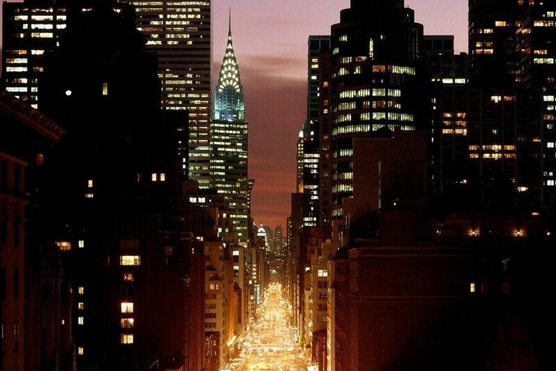 Красивые фотографии Нью Йорка