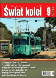 Журнал Swiat kolei 2006-09