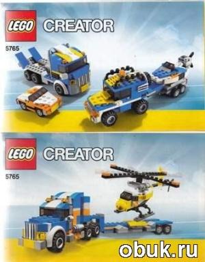Журнал Lego creator