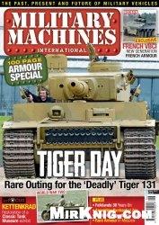 Журнал Military Machines International №6 2012