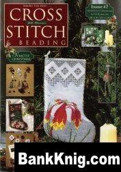 Книга Simply the Best Jill Oxton's Cross Stitch & Beading - Issue No. 47 jpg 49,5Мб