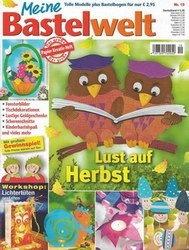 Журнал Meine Bastelwelt: Lust auf Herbst №19 2011