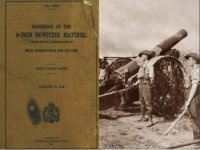 Handbook of the 8-inch Howitzer Materiel. Model of 1917. Vickers Mark VI.