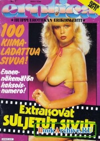 Книга EROTICA FINLAND No.7.
