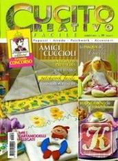 Книга Cucito Creativo Facile №39 - 2011