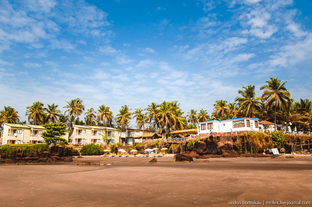 Пляжи Гоа, Ашвем