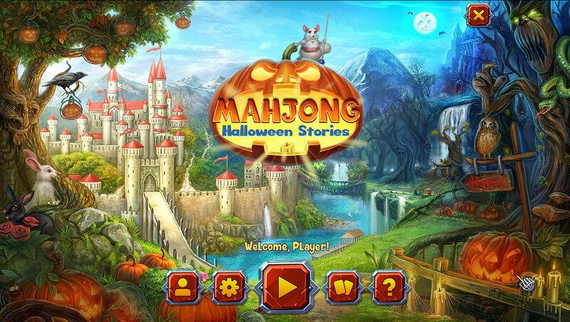 Halloween Stories: Mahjong
