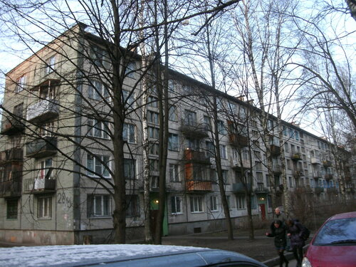 ул. Карпинского 28к6