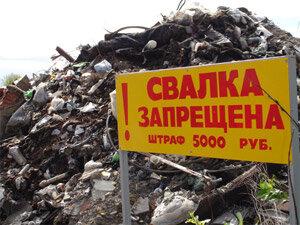 Грандиозной свалкой мусора в Приморском крае заинтересовался Страсбургский суд