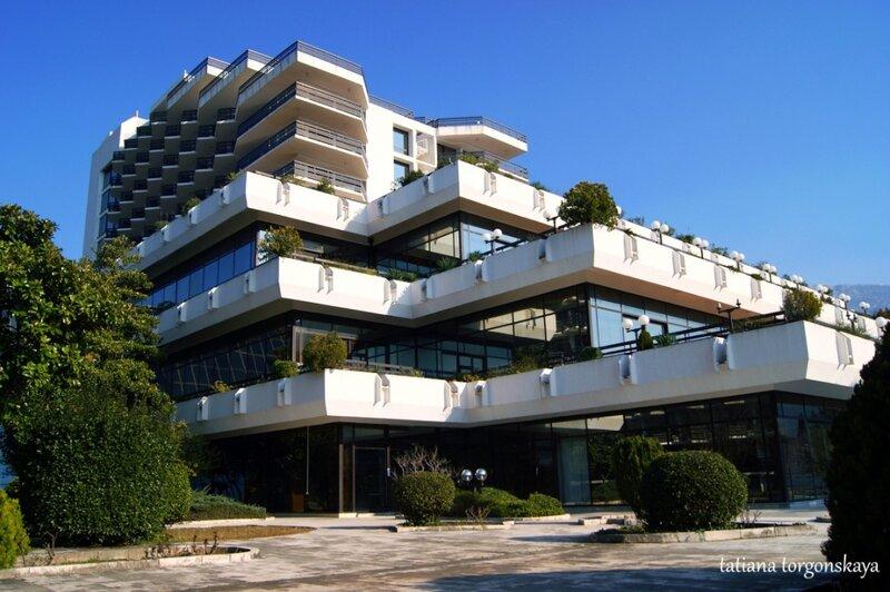 Здание института Игало