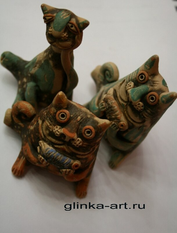 глина, керамика, окарины, свистульки, обварка, старинная технология, автор Павлихина Наташа, glinka-art.ru