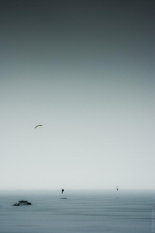 скайтинг на финском заливе фото