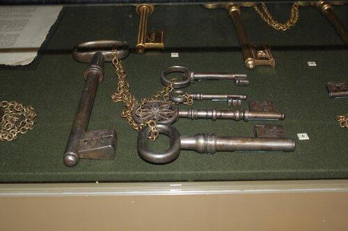 Ключи крепостные