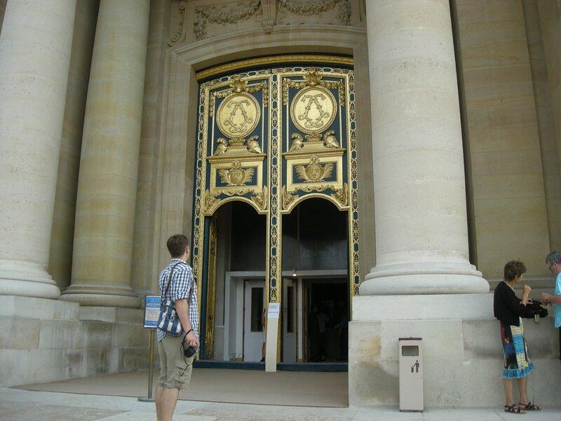 Париж, собор Инвалидов