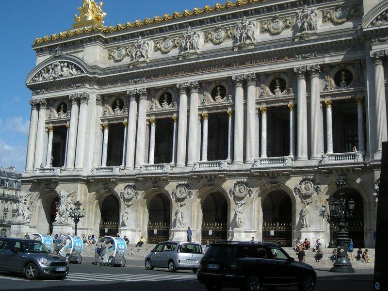 Париж. Опера