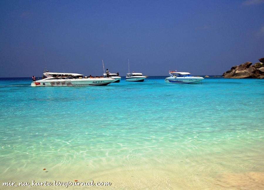 Таиланд. Симиланские острова