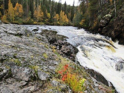 Национальные парки Финляндии около Куусамо