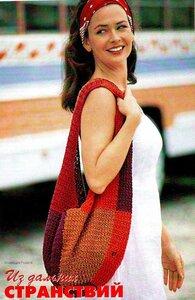 Сумки-торбы идеальны для шоппинга и путешествий!  Сохранить как ссылку.
