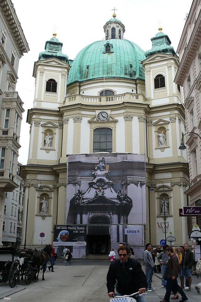 Церковь Св.Петра в Вене