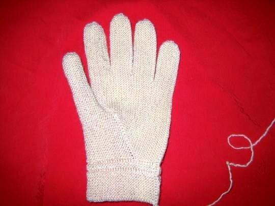 手套 - lsbrk - 蓝色波尔卡的相册