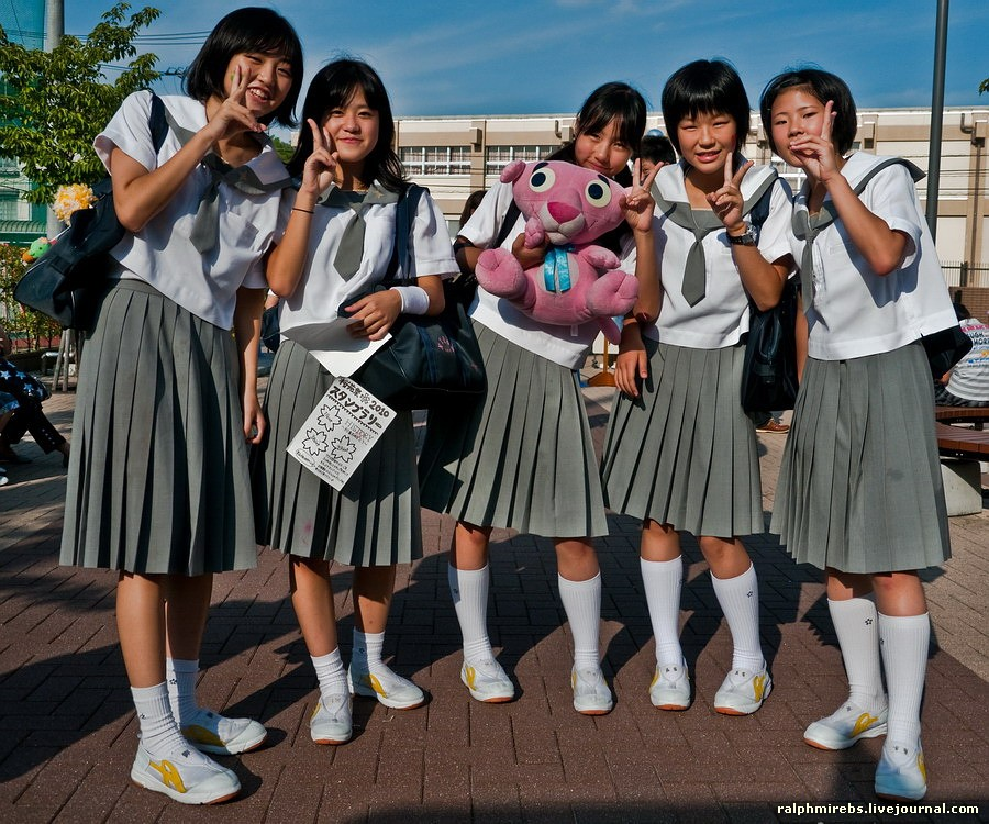 Японкой попользовались в школе фото 210-675