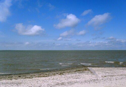 Сентябрь у моря...