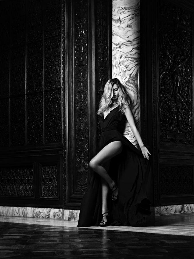 модель Джорджия Мэй Джаггер / Georgia May Jagger, фотограф Hedi Slimane