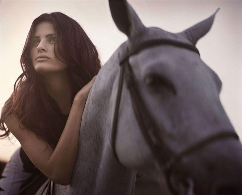 Изабели Фонтана / Isabeli Fontana by Vincent Peters