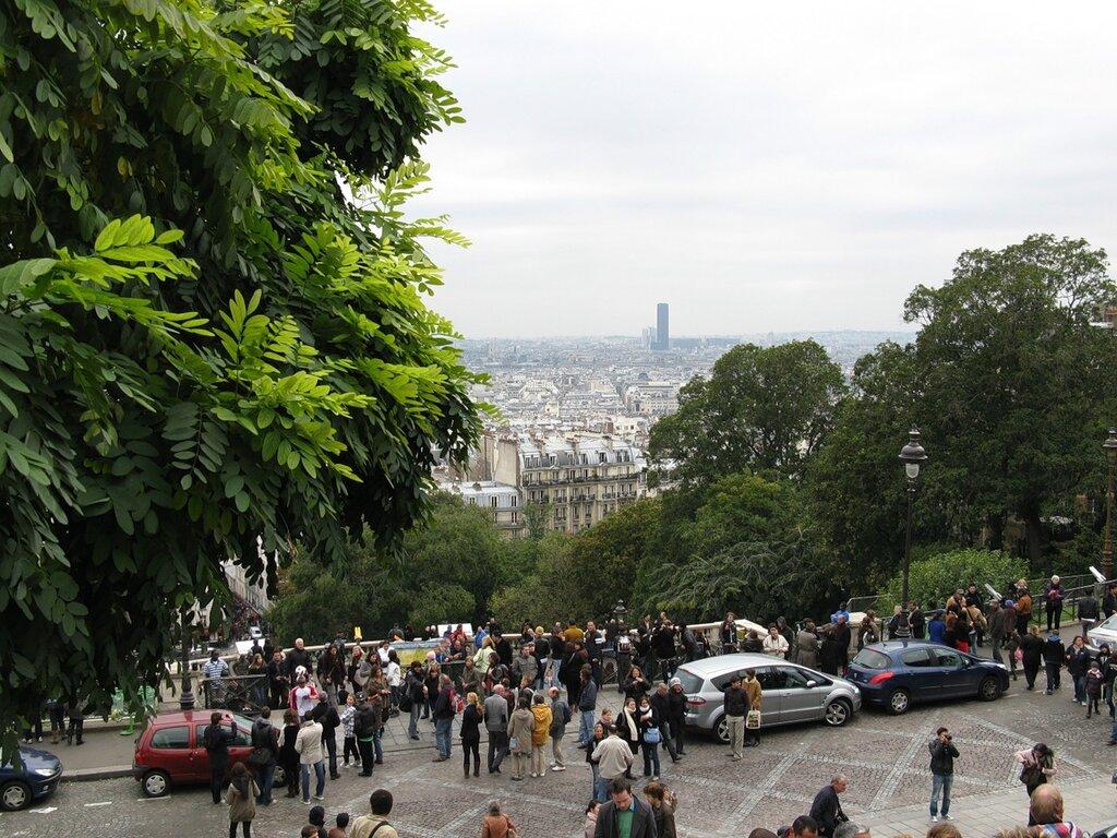 Парк Луизы-Мишель (Square Louise-Michel), Париж