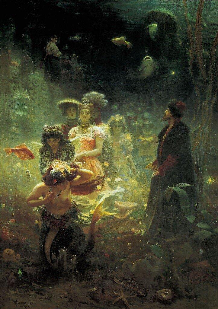 Sadko (Ilya Repin)