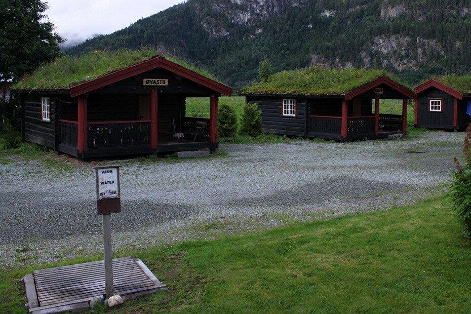 Крыши в Норвегии (12 фотографий), photo:6. Фото 6, Крыши в Норвегии (12 фотографий) .