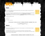 Дизайн для ЖЖ: Трещины. Дизайны для livejournal. Дизайны для Живого журнала. Оформление ЖЖ. Бесплатные стили. Авторские дизайны для ЖЖ