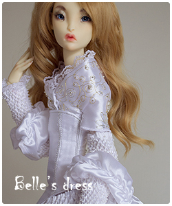 belle's dress for lilycat ellana/lyse