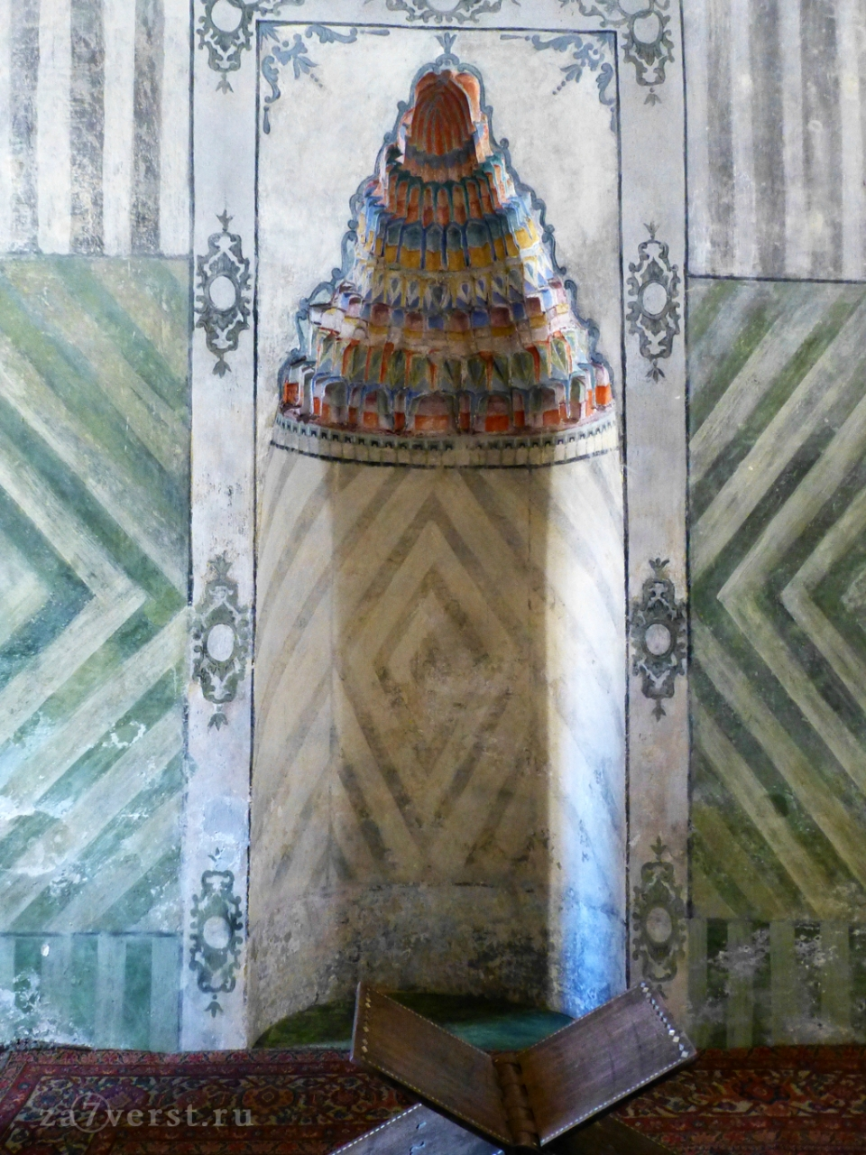 Бахчисарайский дворец, интерьер